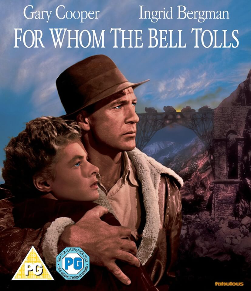 For Whom The Bell Tolls Blu Ray Zavvi