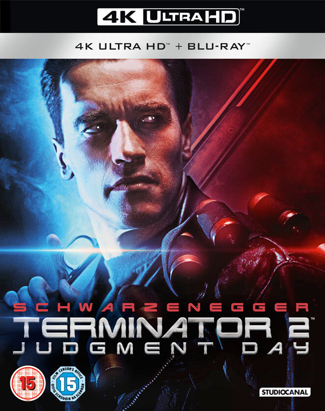 terminator 2 remastered 4k ultra hd blu ray zavvi. Black Bedroom Furniture Sets. Home Design Ideas