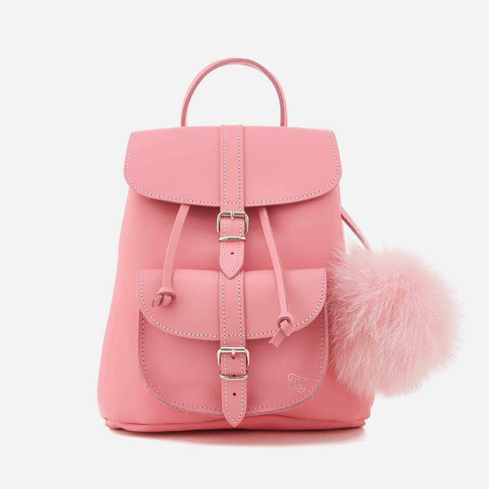 322b7e08a92b Michael Kors Jet Set Riley Jewel Studded Pastel Pink Leather .
