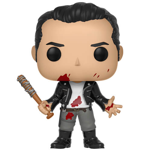 The Walking Dead Negan Clean Shaven Pop Vinyl Figure