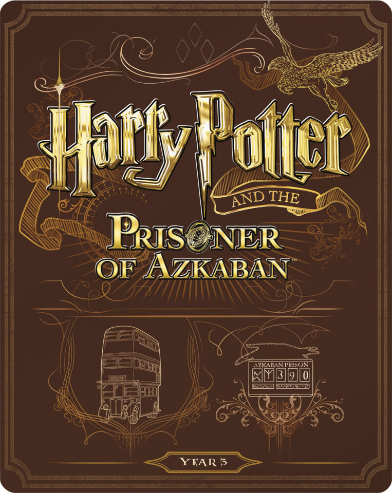 Harry Potter And The Prisoner Of Azkaban Limited Edition