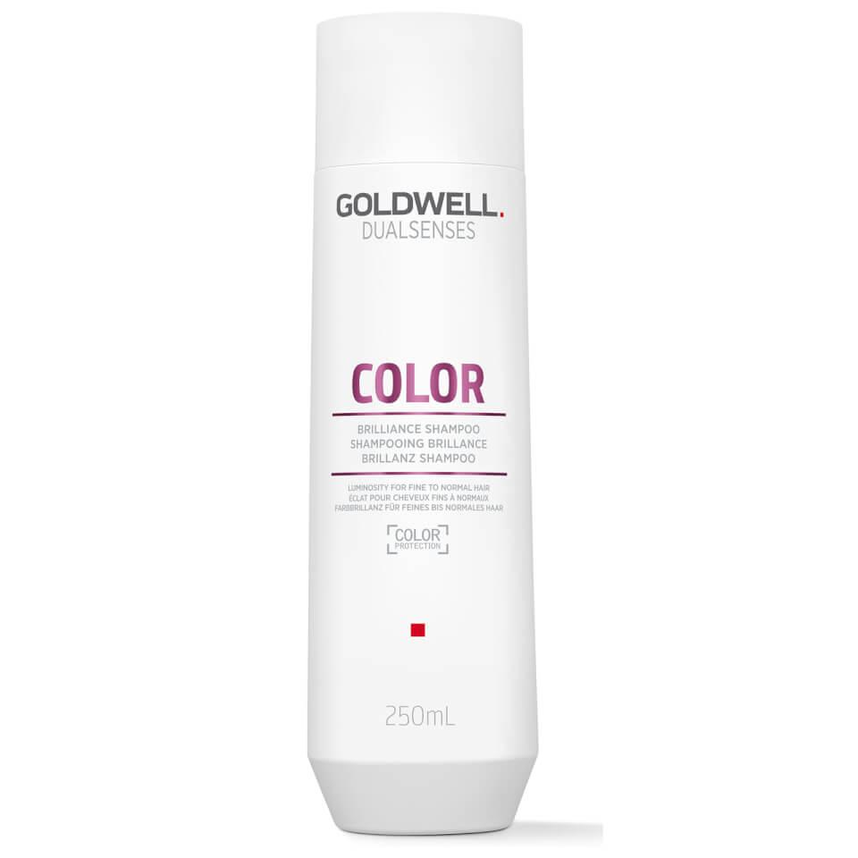 goldwell dualsenses color brilliance shampoo 250ml free. Black Bedroom Furniture Sets. Home Design Ideas