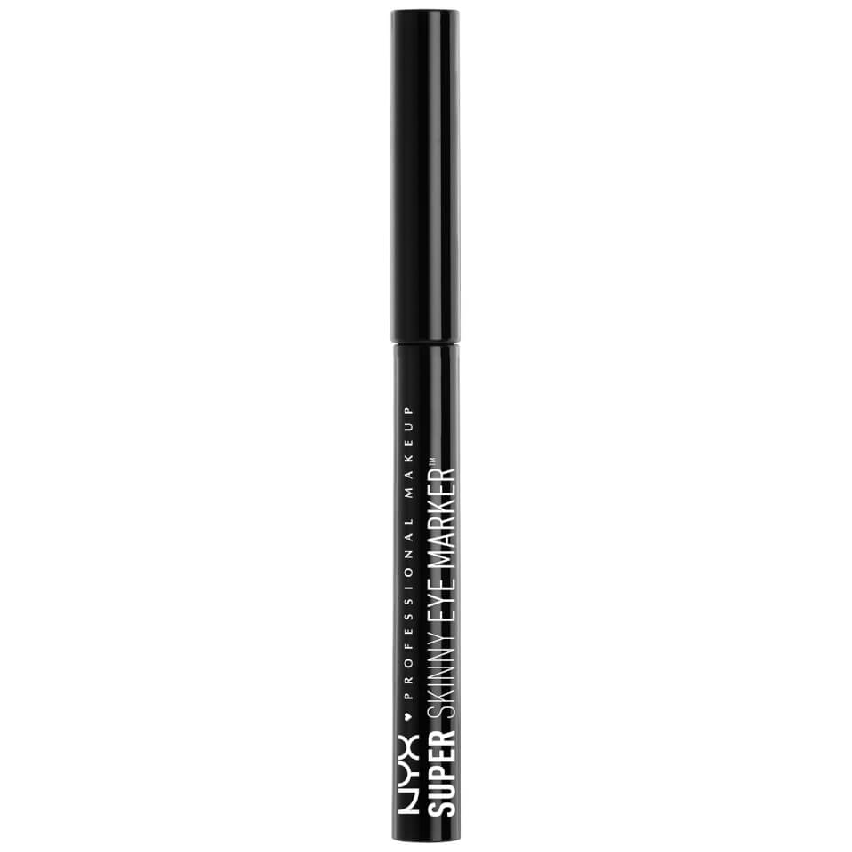 NYX Professional Makeup Super Skinny Eye Marker - Carbon Black