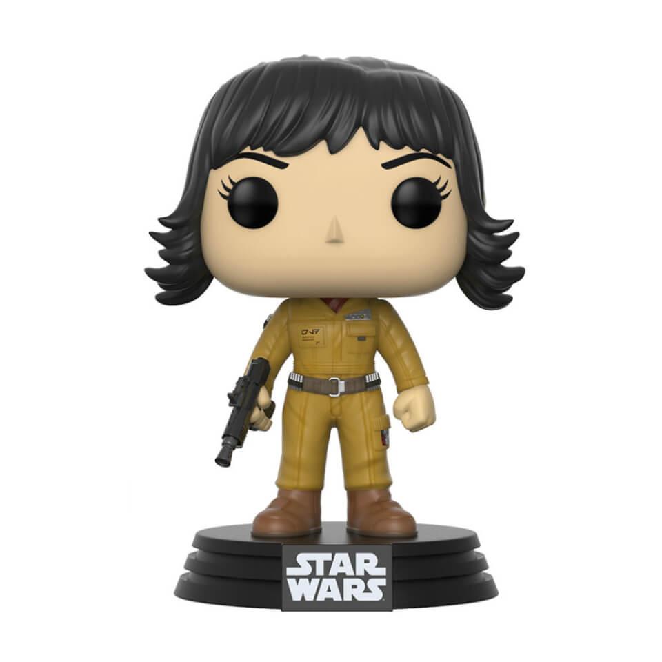 Star Wars The Last Jedi Rose Pop Vinyl Figure Merchandise