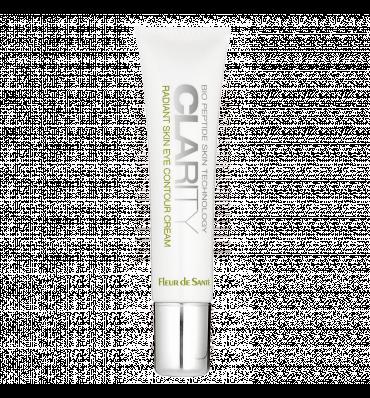 clarity radiant skin eye contour cream