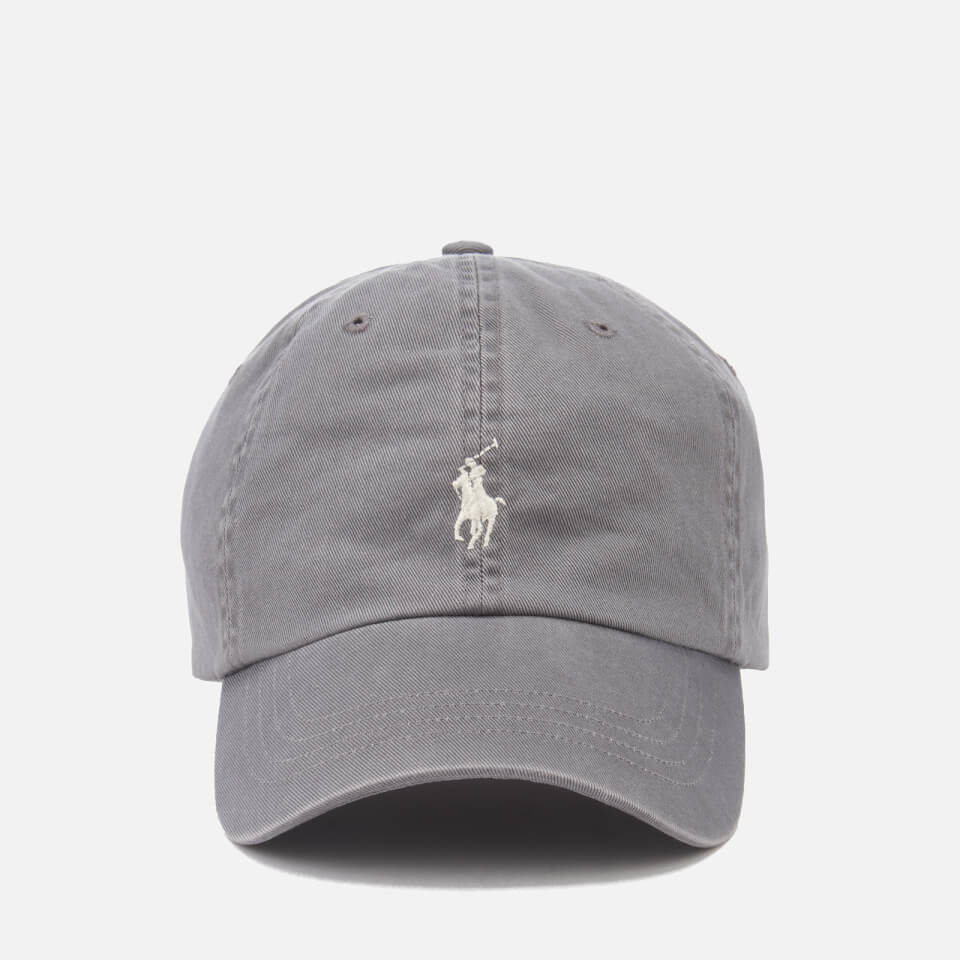 73f0cd9947b Polo Ralph Lauren Men s Sport Cap - Perfect Grey - Free UK Delivery over £50