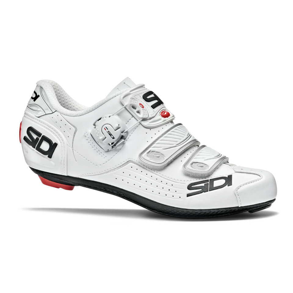 Sidi Women's Alba Road Shoes - White/White | Shoes and overlays