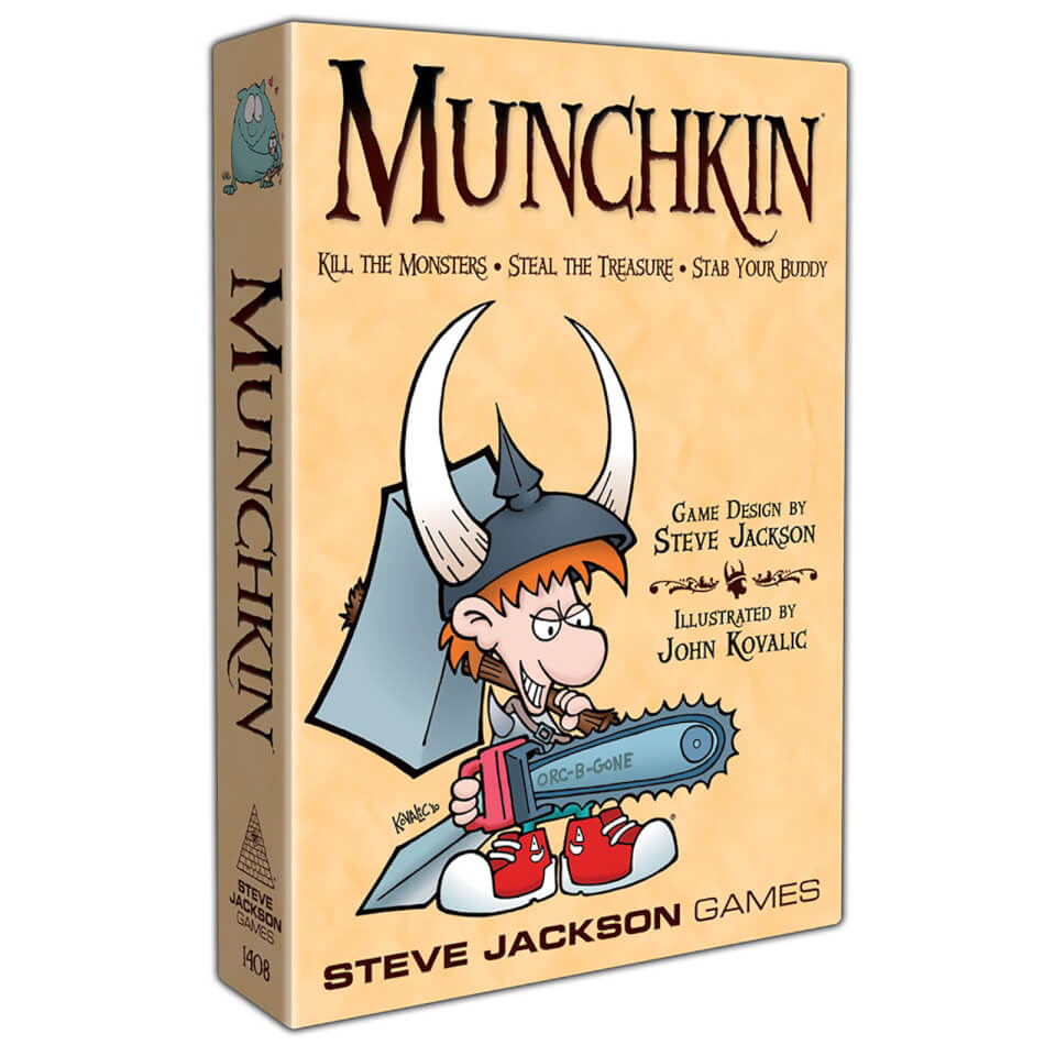 Munchkins Game