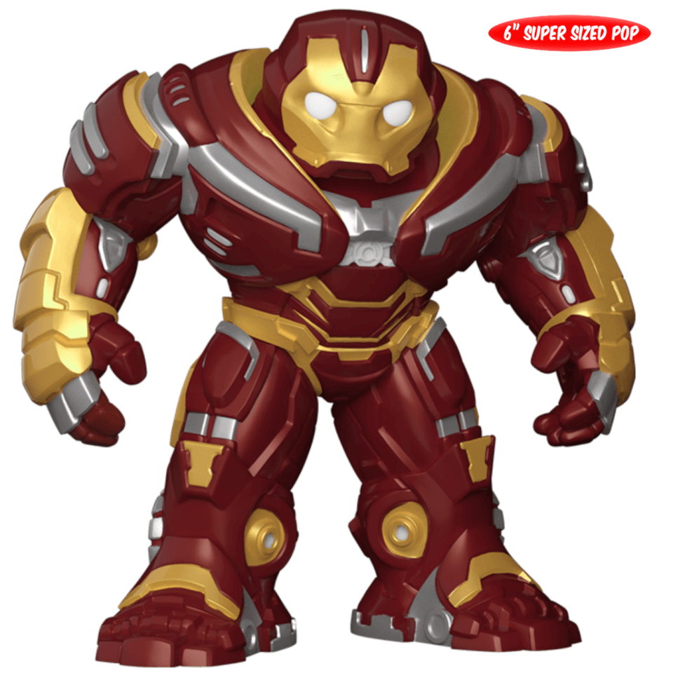 Marvel Avengers Infinity War Hulkbuster 6 Inch Pop Vinyl