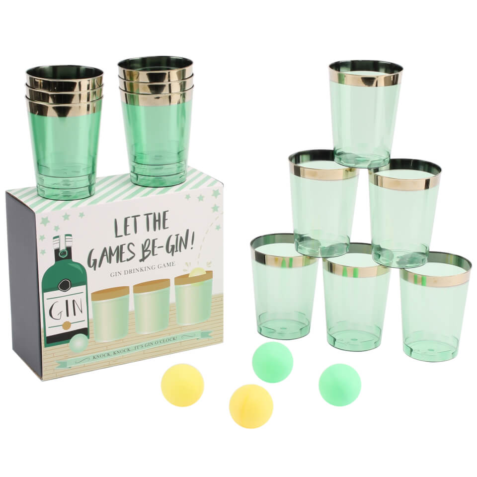 Gifts under 10 fantastic present ideas for less iwoot gin pong drinking game negle Gallery