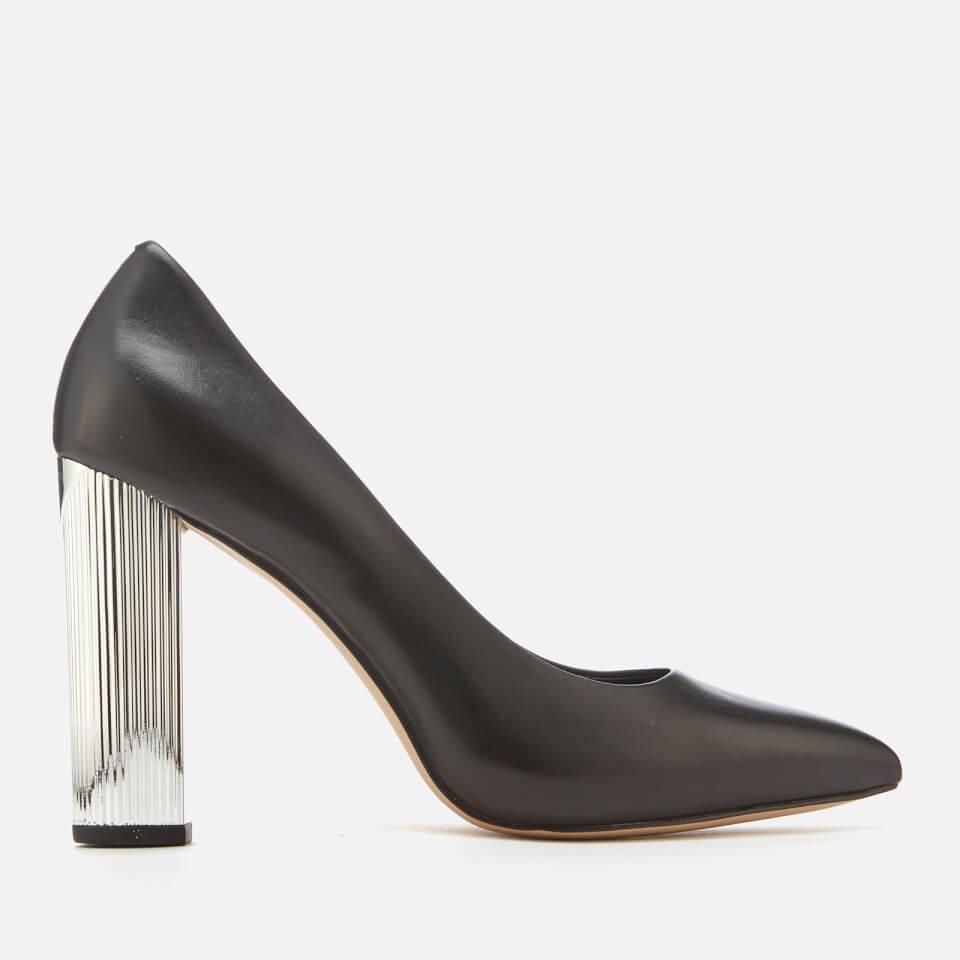 4f0c28ee3cd MICHAEL MICHAEL KORS Women s Paloma Patent Court Shoes - Black Womens  Footwear