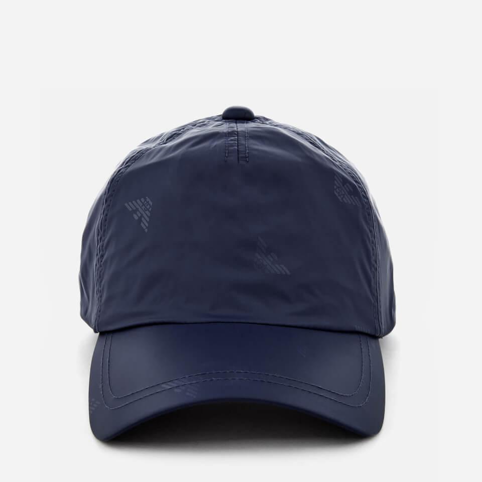 Emporio Armani Men s Baseball Cap - Blu Navy a3e2532399ef