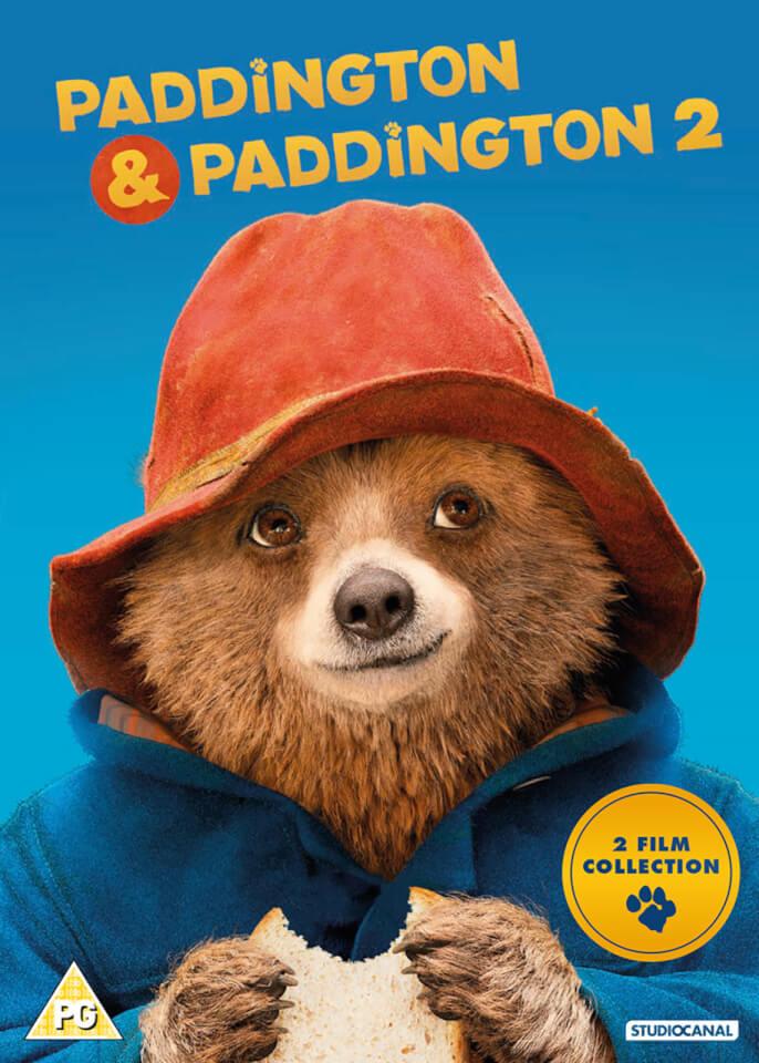 Paddington 1 Amp 2 Boxset Dvd Zavvi