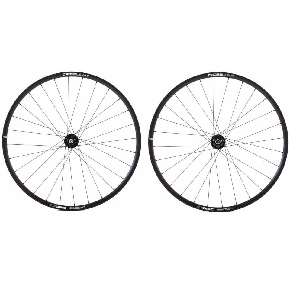 Kinesis Crosslight Clincher Disc Wheelset V5 - Shimano   Wheelset