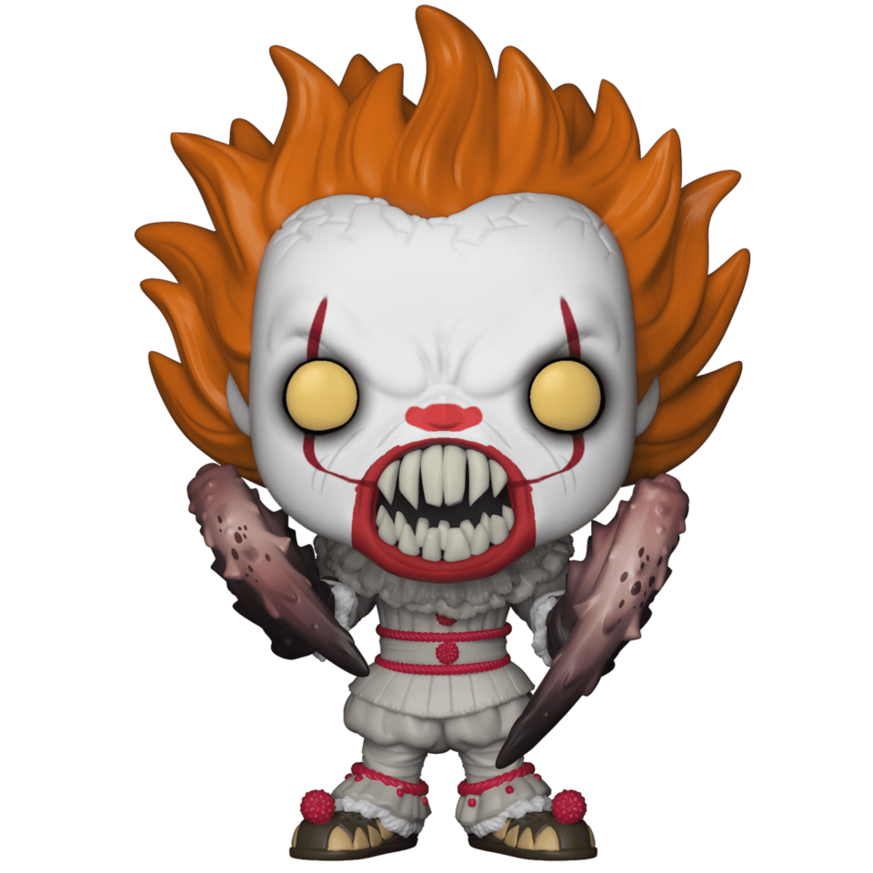 IT Pennywise Spider Legs Pop Vinyl Figure Pop In A Box US