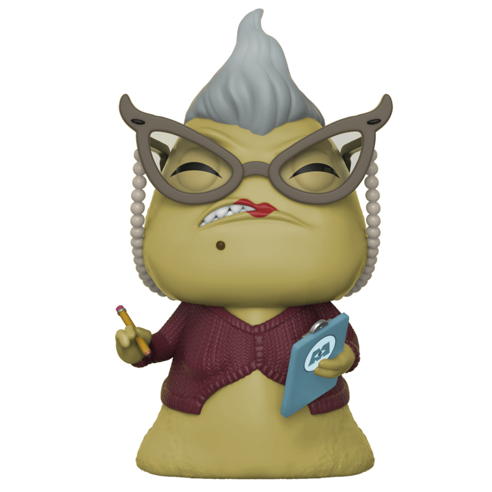 Monster S Inc Roz Pop Vinyl Figure Pop In A Box Us