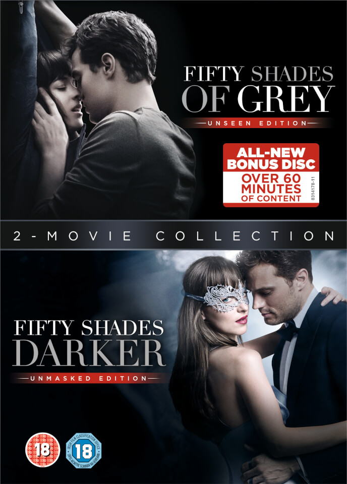 Fifty Shades Of Grey 2 Dvd Start