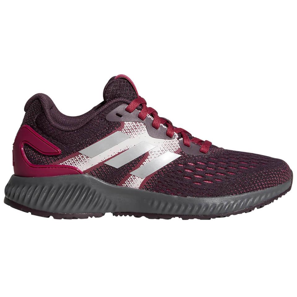 adidas Women's Aerobounce Training Shoes - Purple | Shoes and overlays