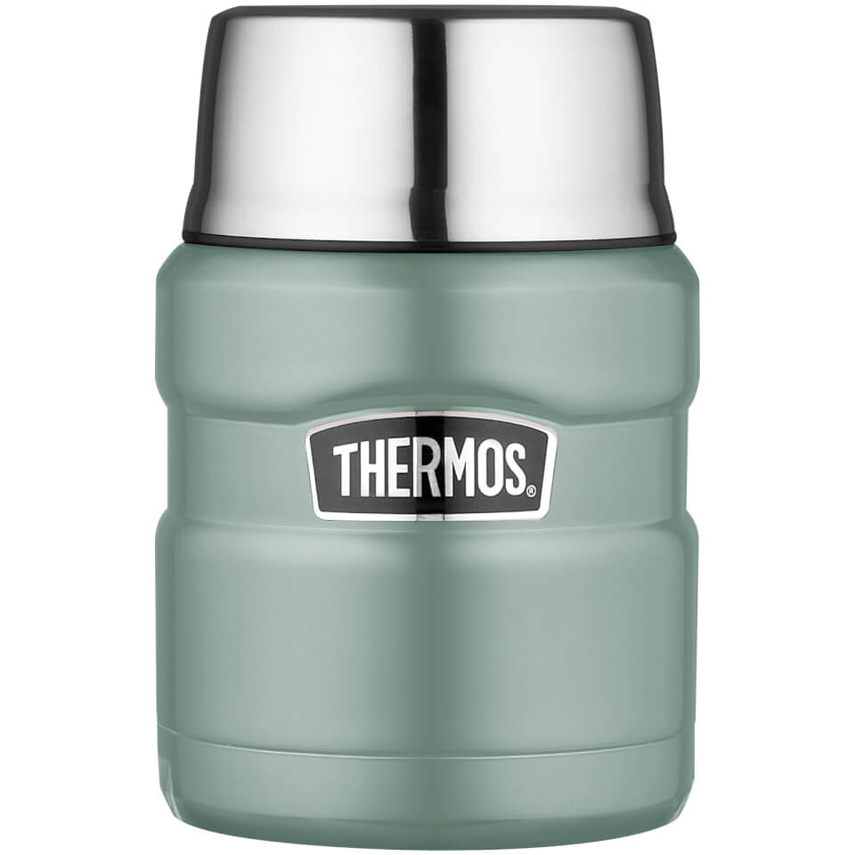 Thermos Stainless King Food Flask Duck Egg 470ml