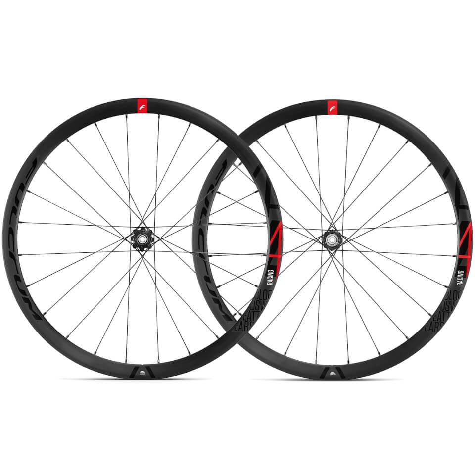 Fulcrum Racing Quattro C17 Tubeless Disc Brake Wheelset - Shimano | Hjulsæt