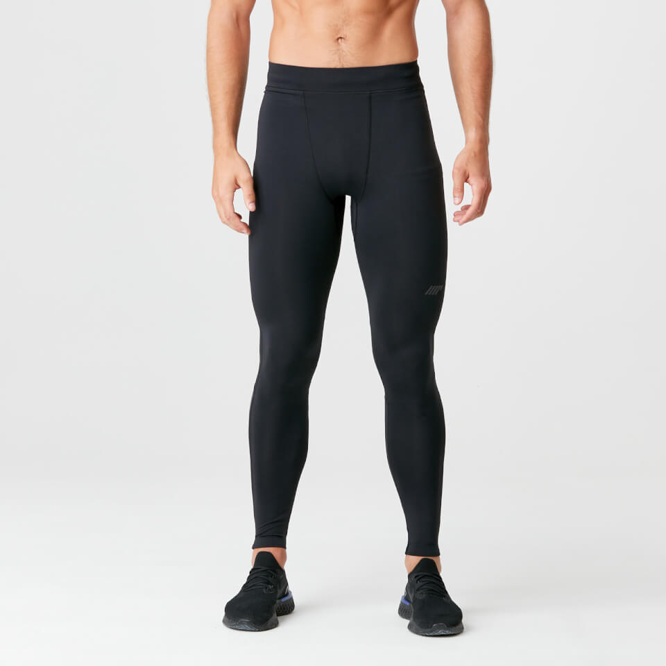 Myprotein Boost Therma Tights - Black | Trousers