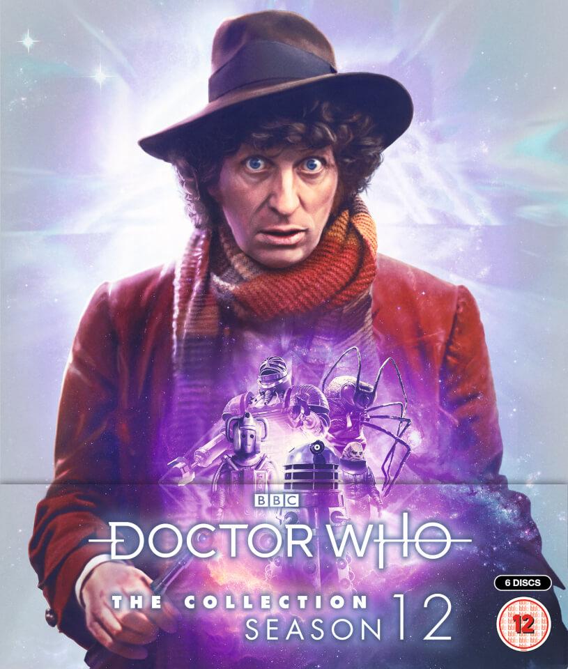 dr who staffel 12