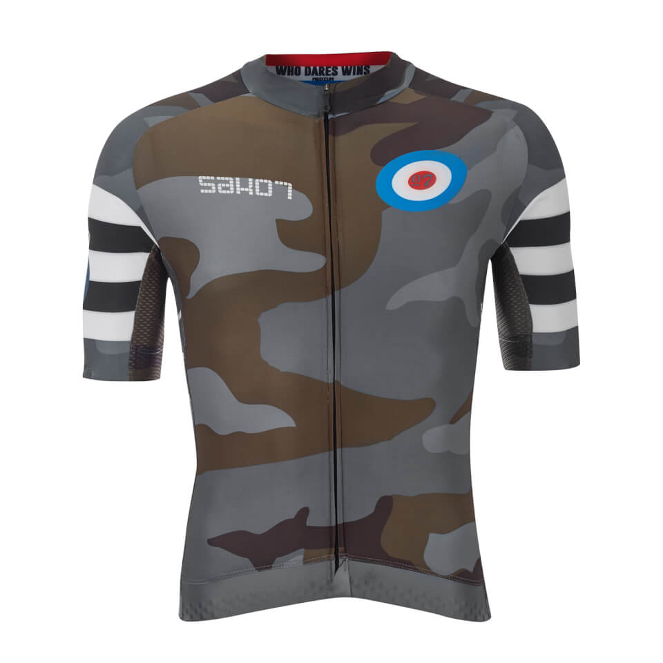 Sako7 The Spitfire Jersey - Camo | Jerseys