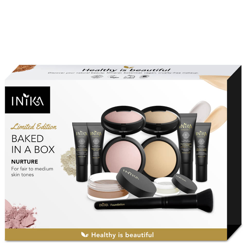 INIKA Baked in a Box – Nurture