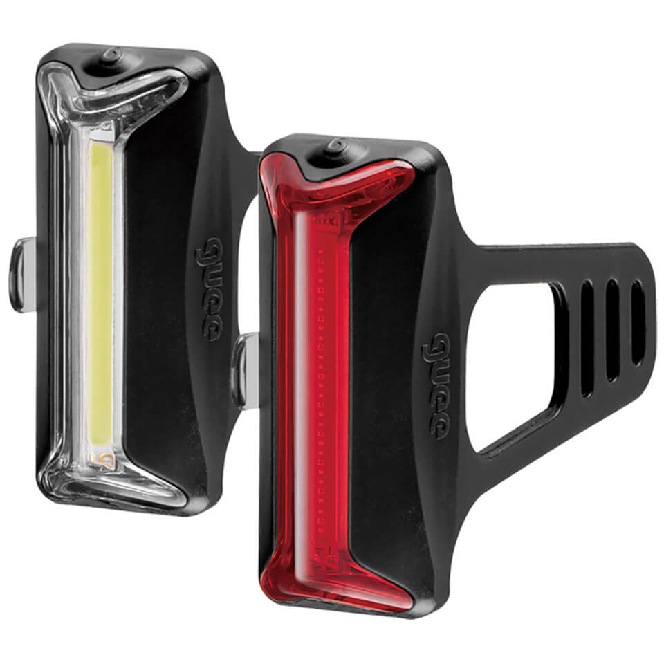 Guee Cob-X Front/Rear Black Light Twinset | item_misc