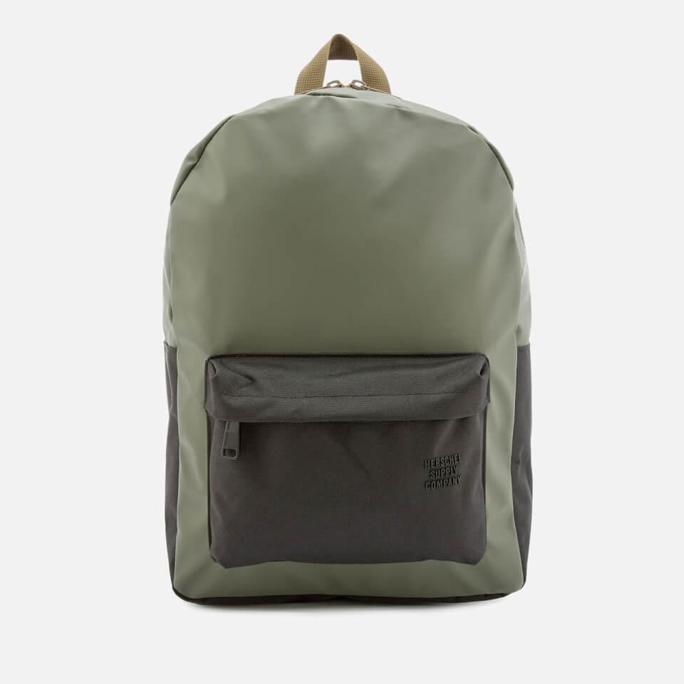 Herschel Supply Co. Men s Winlaw Backpack - Beetle Black Gothic Olive a173867d1f0b8