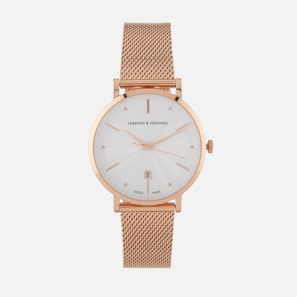 4001b706da22d Larsson   Jennings Women s Aurora 38mm Watch - Rose Gold