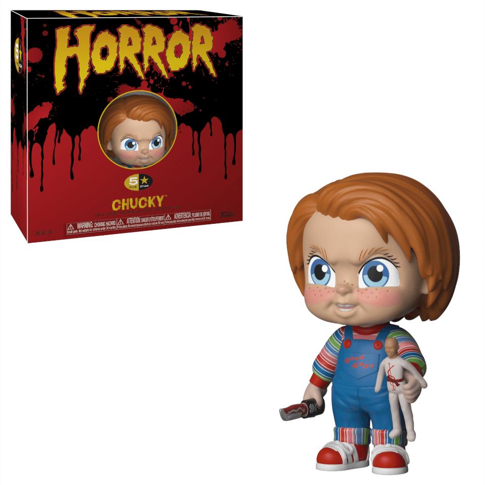 Funko 5 Star Vinyl Figure Horror Child S Play Chucky