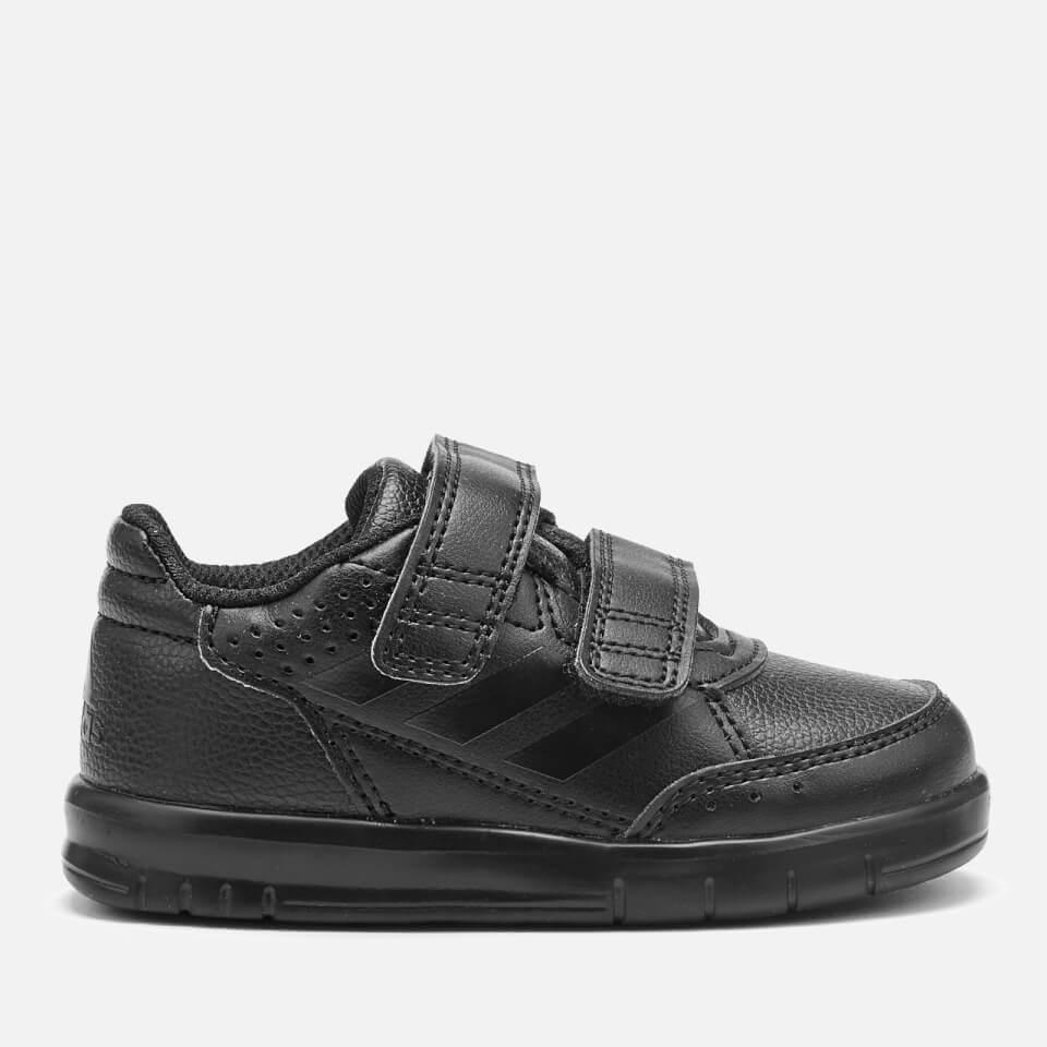 sale retailer 9d34b d36c5 adidas AltaSport CF Infant Trainers - Core Black Junior Clothing   TheHut.com