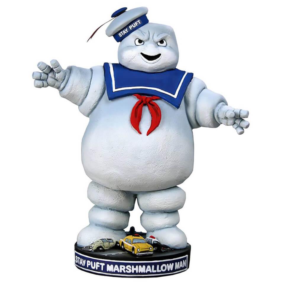 Neca Ghostbusters Stay Puft Head Knocker Merchandise Zavvi