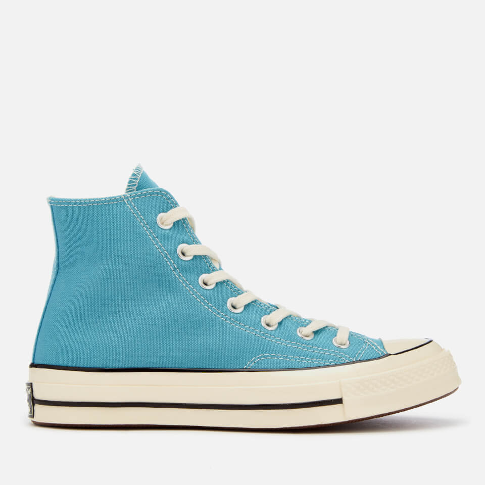 2563eff8568 Converse Chuck Taylor All Star  70 Hi-Top Trainers - Shoreline Blue Black Egret  - Free UK Delivery over £50