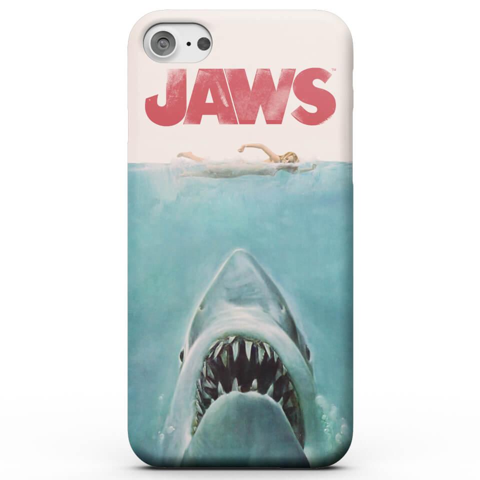 Jaws Classic Poster Phone Case Electronics | Zavvi