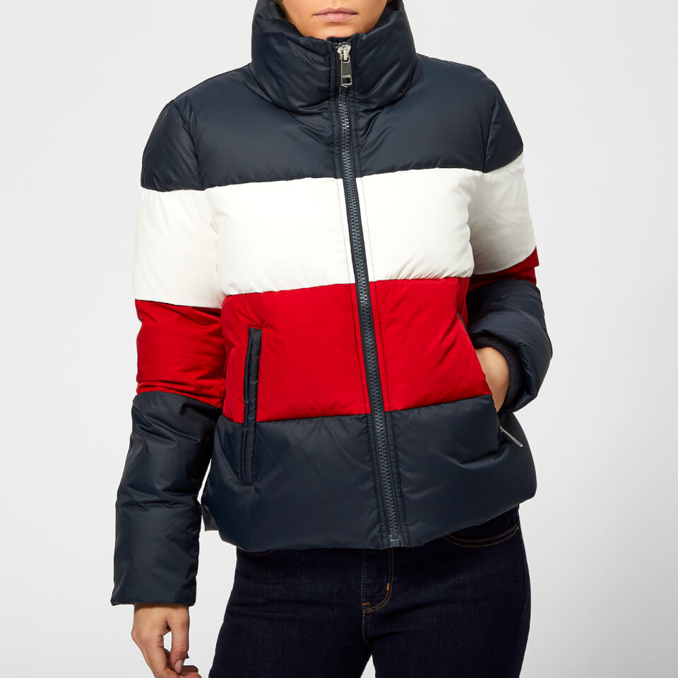 Tommy Hilfiger Women's Tyra Boxy Down Jacket