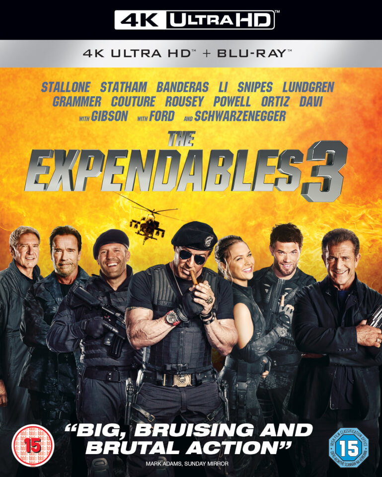 The Expendables 3 Streamcloud