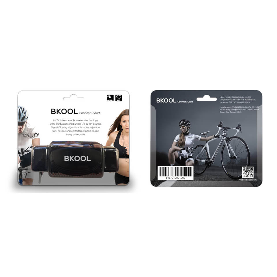 Bkool Heart Rate Monitor (ANT+ & Bluetooth Smart) | Heart rate monitors