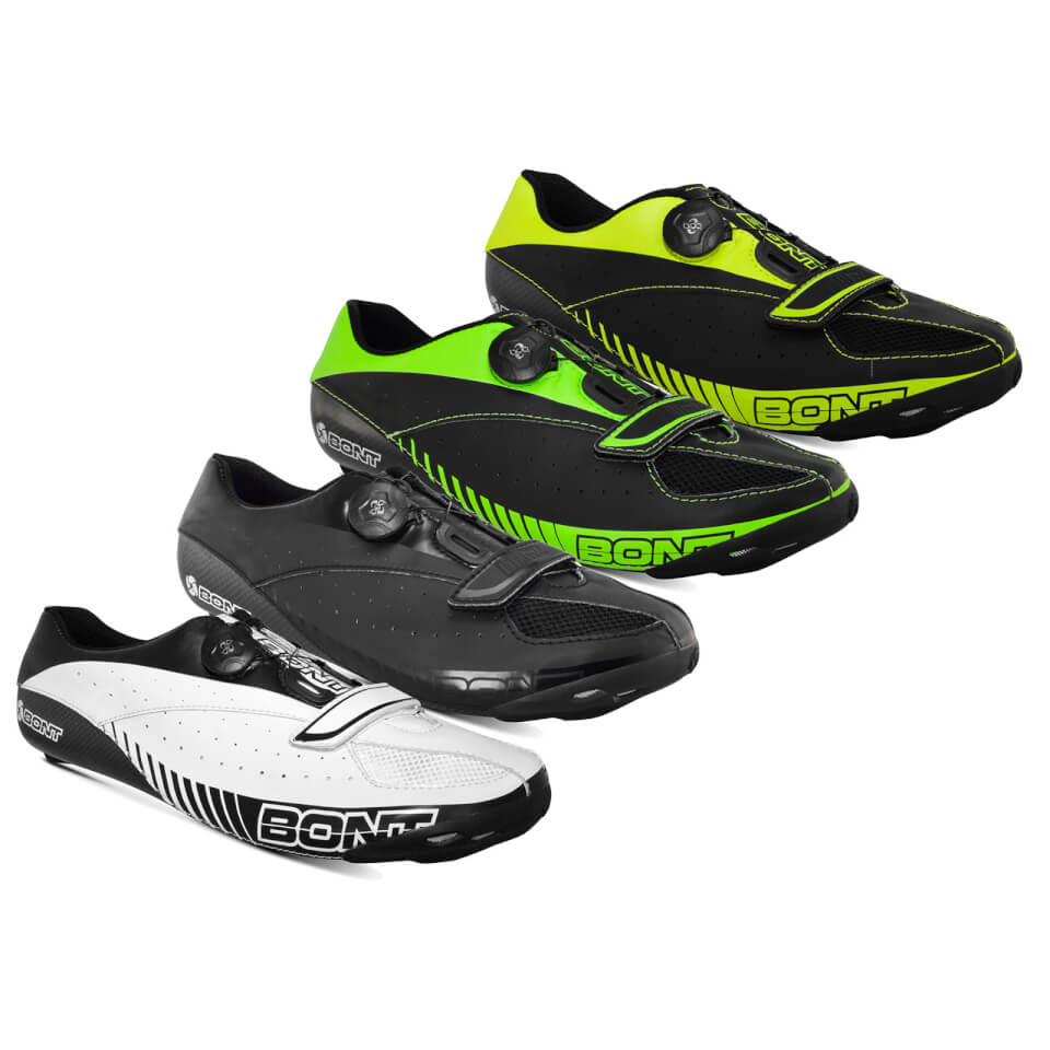 Bont Blitz Road Shoes | Shoes and overlays