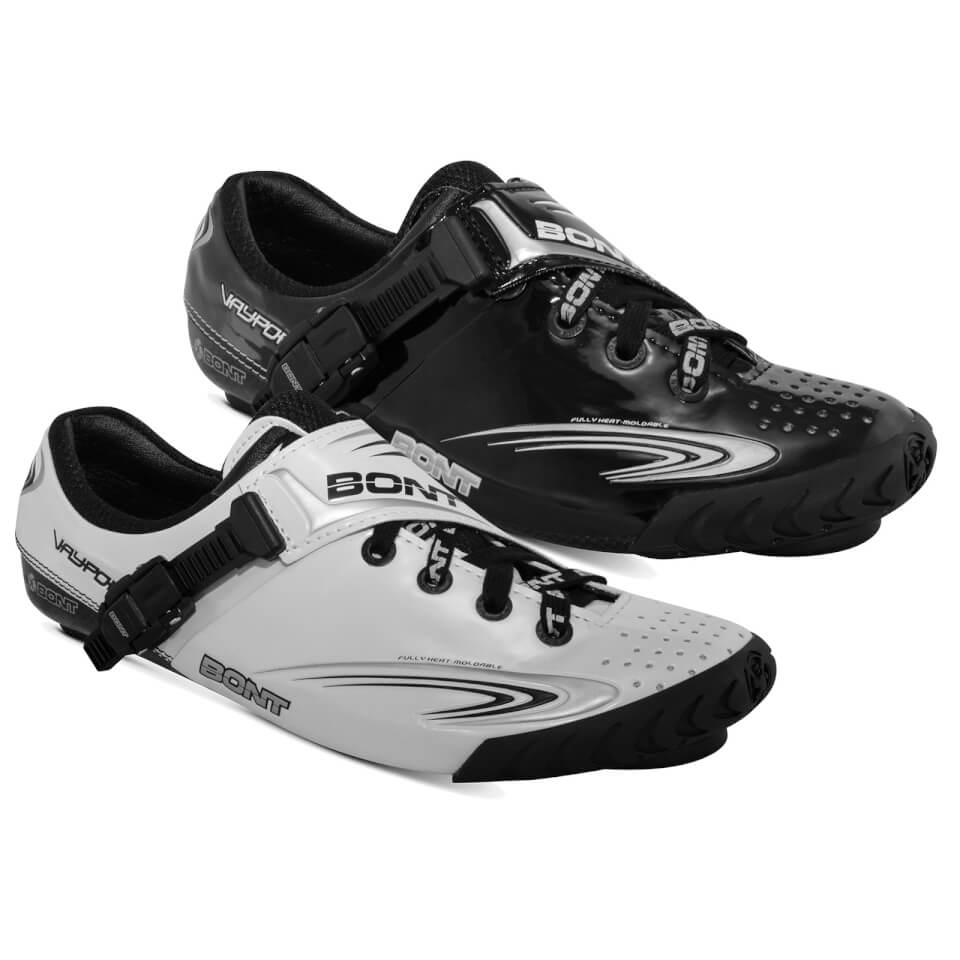 Bont Vaypor T Road Shoes | Shoes and overlays