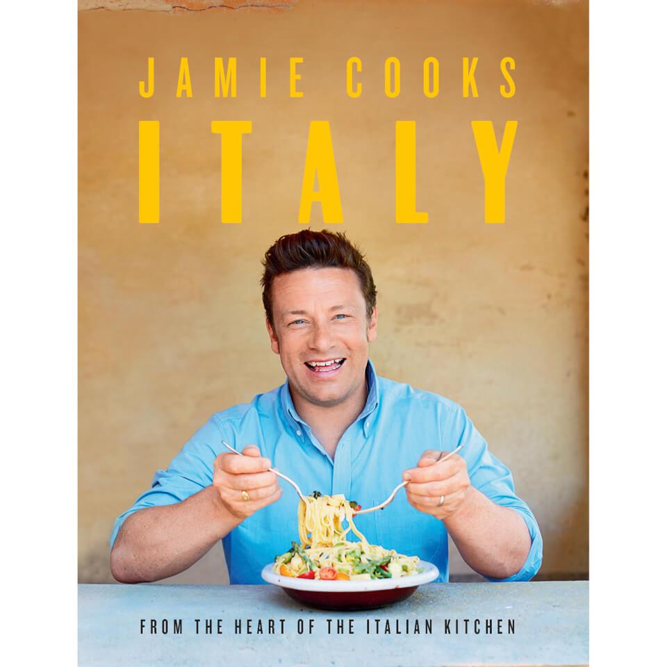 Signed Jamie Cooks Italy Hardback Jamie Oliver Shop