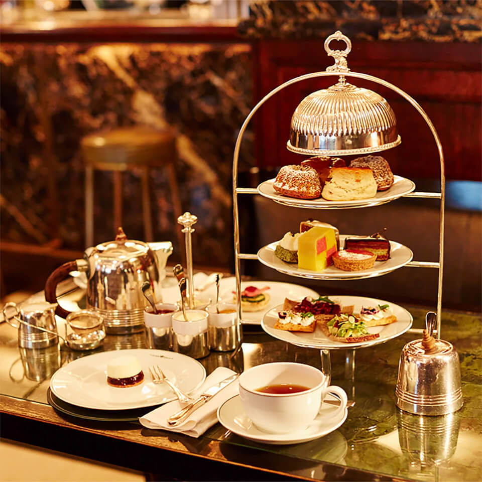 Viennese Afternoon Tea For Two At The Delaunay Covent
