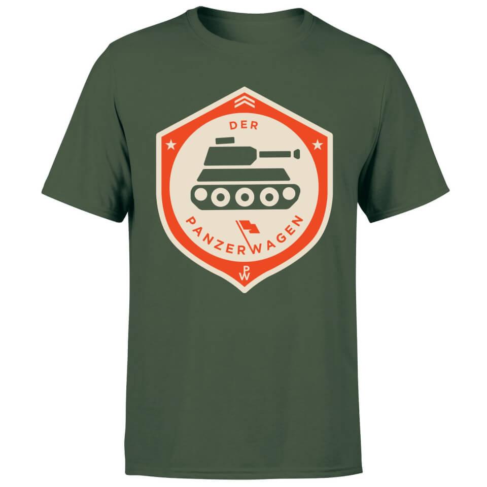Der Panzerwagen Men's T-Shirt | Jerseys