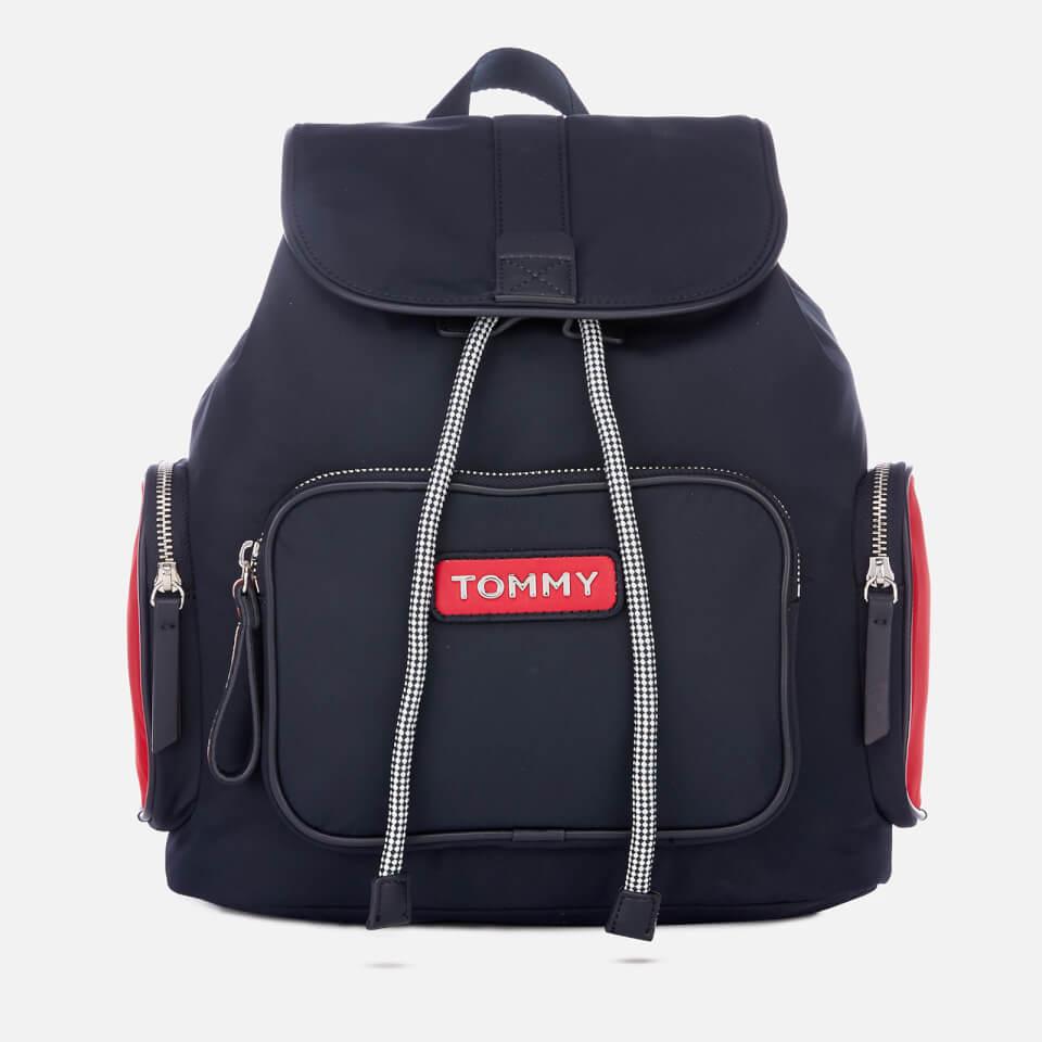 1b371c3b84 Tommy Hilfiger Women's Varsity Nylon Backpack - Corporate