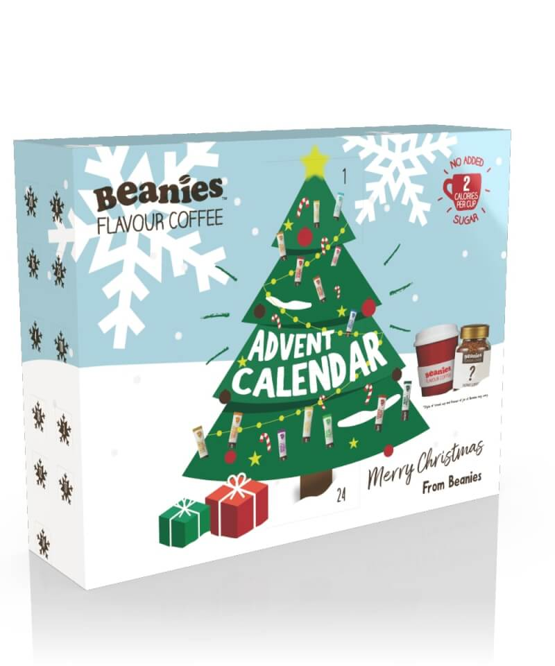 Buy Beanies Coffee Christmas Advent Calendar Myvitamins
