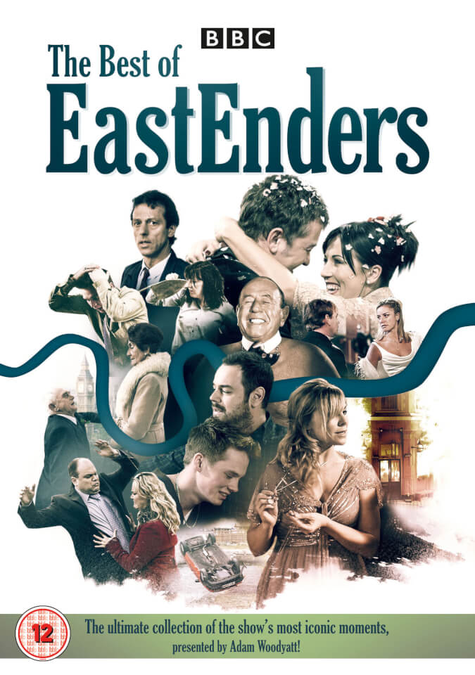 The Best Of Eastenders Dvd Zavvi