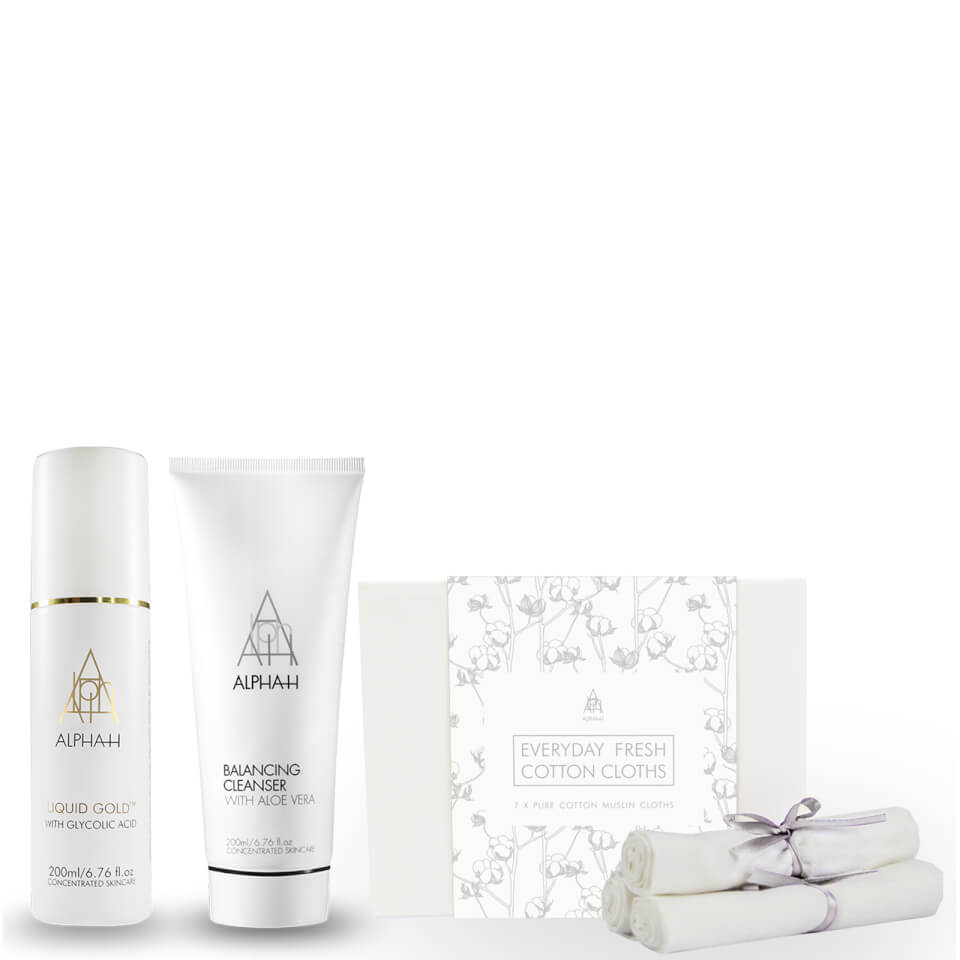 Alpha-H Black Friday Everyday Essentials Collection