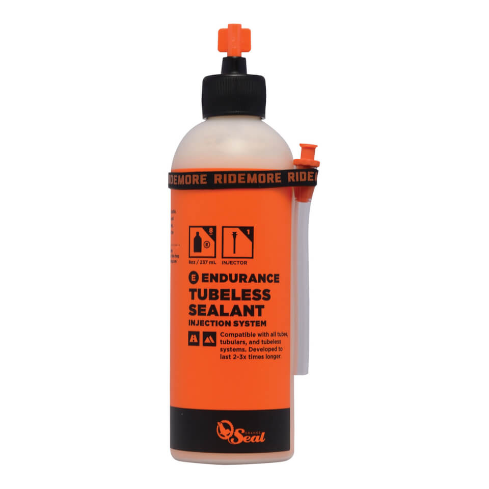 Orange Seal Endurance Sealant with Inject System | Tyres