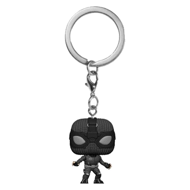 Spider-Man Far From Home Spider-Man Stealth Suit Pop! Keychain